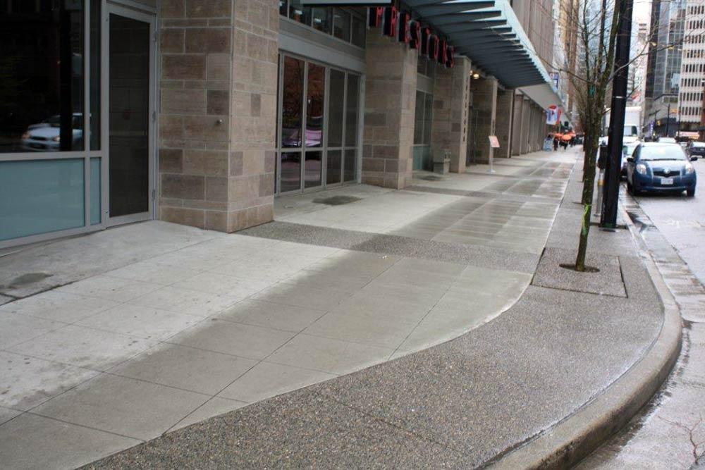 City Of Vancouver Concrete Project