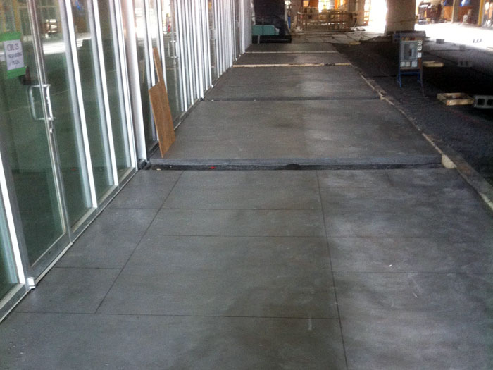 Degelder Construction Concrete Project