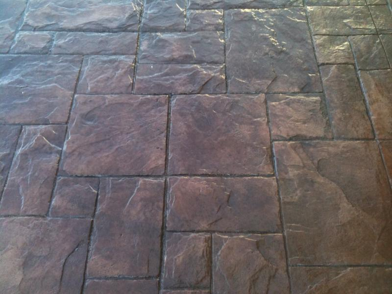 Cmdt Systems Decorative Stamped Concrete Stamps In