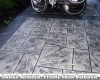 Stamped Concrete Driveway